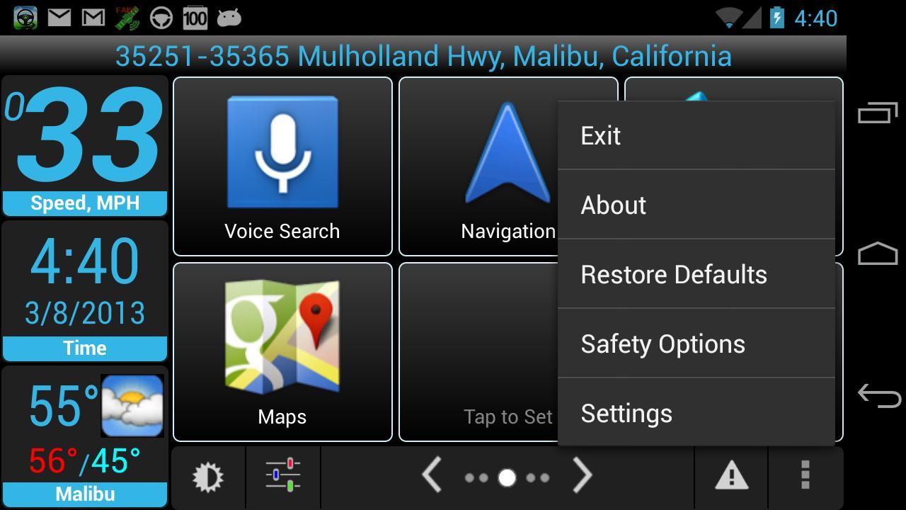 google cambia marcia android sbarca in auto massimo cavazzini massimo cavazzini. Black Bedroom Furniture Sets. Home Design Ideas
